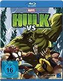 Hulk Vs. Thor & Wolverine - Marvel [Blu-ray] [Import allemand]