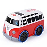 GPTOYS Baby Touch and Go Racer Car Toddler Toy for Kids