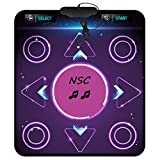National style carpet Single Dance Mat USB Computer Interface Anti-skid Sports Weight Game Blanket