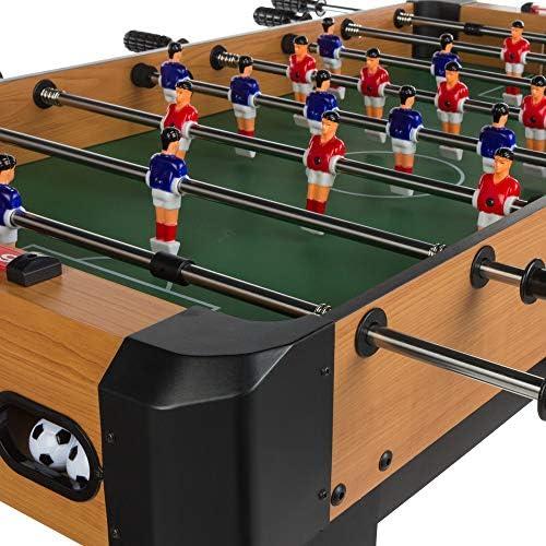 ColorBaby - Futbolín de madera CBGames (85334): Amazon.es ...