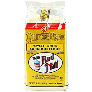 Bobs Red Mill Gluten Free Sorghum Flour case pack 4