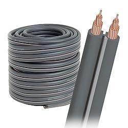 Audioquest G-2 Bulk Speaker Cable - 16 Awg 30' (9.14m) Spool - White Jacket