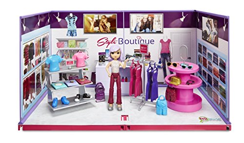 miWorld 85684 Deluxe Environment Fashion Boutique Generic Playset