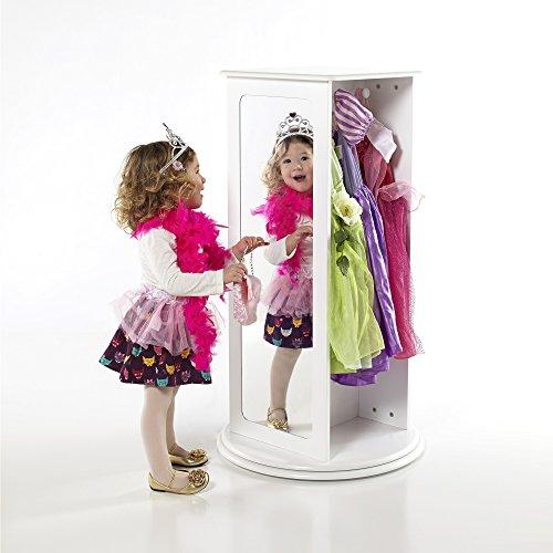Toy Organizer, Kids Toy Storage (White) by Unknown
