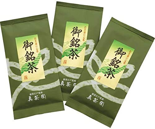 利き茶日本一の茶匠が選んだ銘茶詰合せ