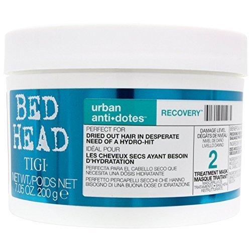 TIGI Bed Head Urban Antidotes Recovery Treatment Mask for Unisex, 7.05 Ounce by TIGI