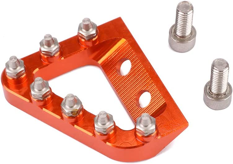Pieza de pedal del freno trasero CNC por K.T.M SXF EXC XCF 2016-2018