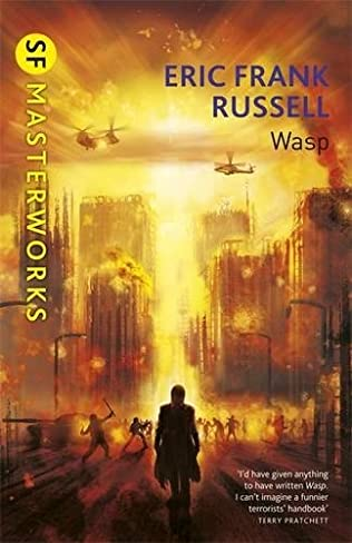 book cover of Wasp