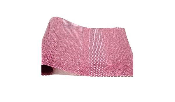 Vinilo textil glitter microperforado VINTEX (Rosa): Amazon.es: Oficina y papelería