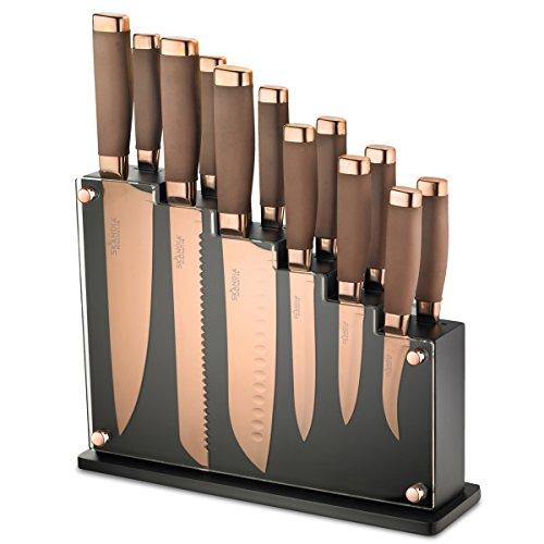 Skandia Forte 13 Piece Knife Block Set Deal (Large Image)