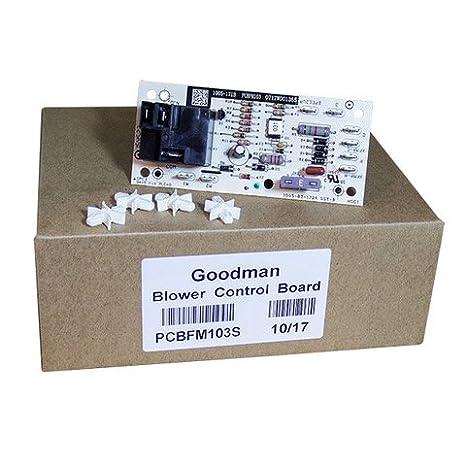 Goodman-Amana PCBFM103S Circuit Board