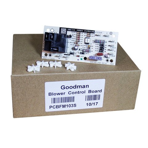 Goodman Blower control board time relay PCBFM131 Rev D Brand -