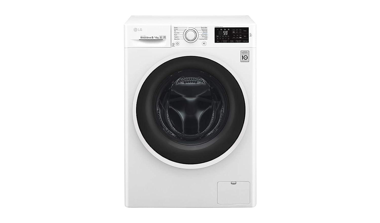 Lavasecadora Carga Frontal LG F4J6TM0W: 443.1: Amazon.es: Grandes ...