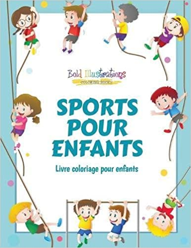 Sports Pour Enfants Livre Coloriage Pour Enfants French