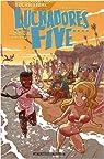 Luchadores Five, tome 2 : Lucha Beach Party par Frissen