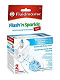Fluidmaster 8102 Flush 'n Sparkle Cleaning Refills, 2-Pack