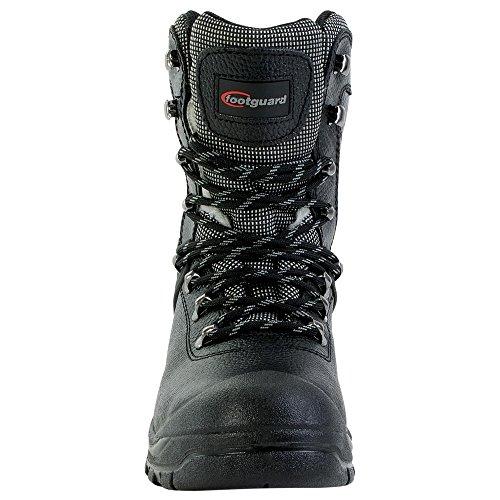 ISM Winterbau-Sicherheitsstiefel S3,footguard Schwarz