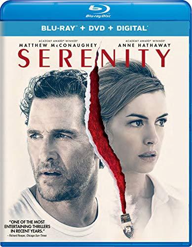 Serenity (2019) [Blu-ray]
