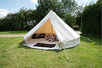4M Bell Tent Canvas Bell Tent & 4M Bell Tent Canvas Bell Tent: Amazon.co.uk: Sports u0026 Outdoors