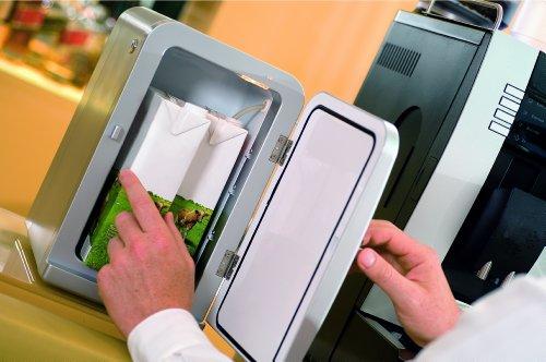 Mini Kühlschrank Für Dauerbetrieb : Waeco mf m milchkühlschrank liter silber amazon auto