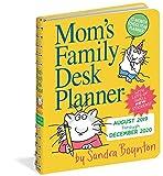 Mom s Family Desk Planner Calendar 2020