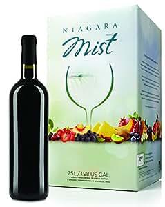 NIAGARA MIST Wine Kit – Black Cherry – Makes wine in 4 weeks