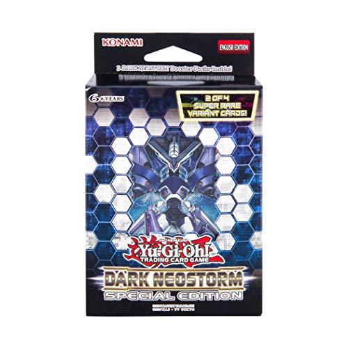 Yu-Gi-Oh! Cards - Dark Neostorm Special Edition Deck, Multicolor (Edition Yugioh Special)