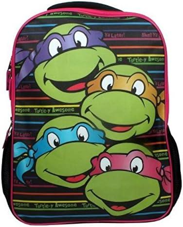 Teenage Mutant Ninja Turtles TMNT Classic 16 Backpack
