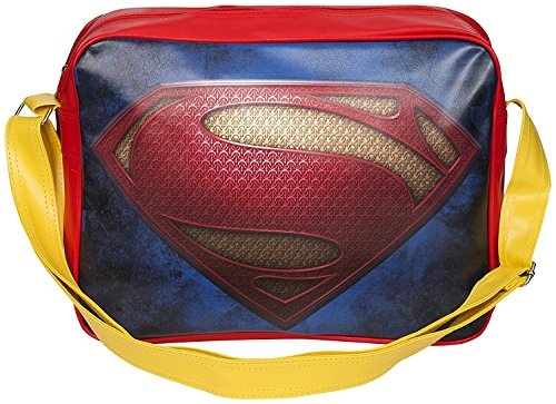 Superman Retro Deluxe Bag Shoulder Sports Style ZrRaqZnwv