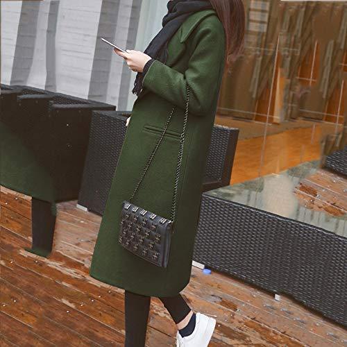 Sweatshirt À Shobdw Longues Blouse De Mode Manches Décontracté Revers Veste Vert Hoodie Tops Manteau Femme Hiver Tranchée Chaud Capuche Blouson Pullover 1Aw6r1Pxq