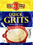 3 Minute Brand Quick Grits 24oz Bag (Pack of 6)