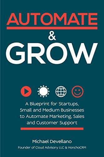 Amazon automate and grow a blueprint for startups small and automate and grow a blueprint for startups small and medium businesses to automate marketing malvernweather