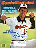 Fred Lynn Autographed March 18, 1985 Issue Sports