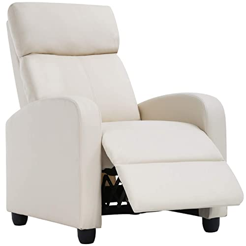Recliner Chair Contemporary Living Room Chair