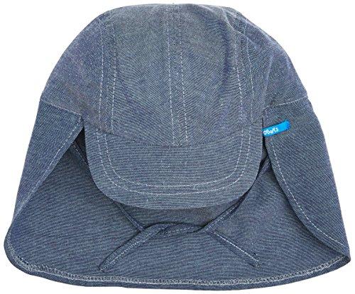 Barts Unisex Baby Tench Baskenmütze, Blau (Denim), 47