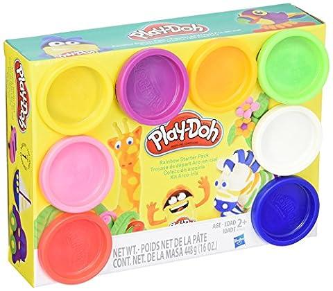 Play-Doh Rainbow Starter Pack 16oz (Playdoh People)
