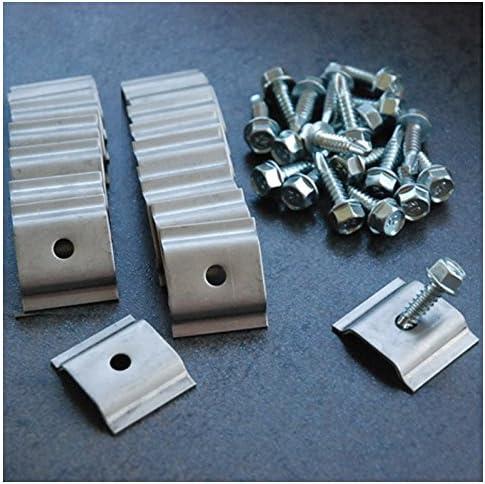 Placa para cable acero inoxidable de Pergola: Amazon.es: Bricolaje y herramientas