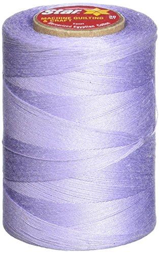 Star Thread V37-091 3-Ply 30wt T-35 Cotton Quilting & Craft Thread, 1200 yd, Lilac ()
