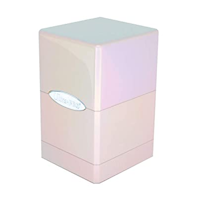 Ultra Pro Hi-Gloss Iridescent Satin Tower Deck Box: Home Improvement