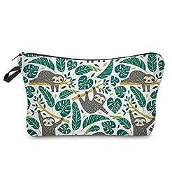 Cosmetic Bag for Women,Loomiloo Adorable...