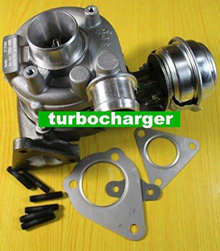 Turbocompresor GOWE para Turbo GT1749V 701855-5006S 028145702S turbocompresor para Ford Galaxy VW Sharan Alhambra asiento AFN/AUY/AVG 1.9L TDI 110HP: ...