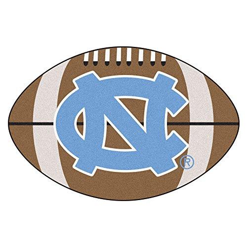 (University of North Carolina Football Area Rug)