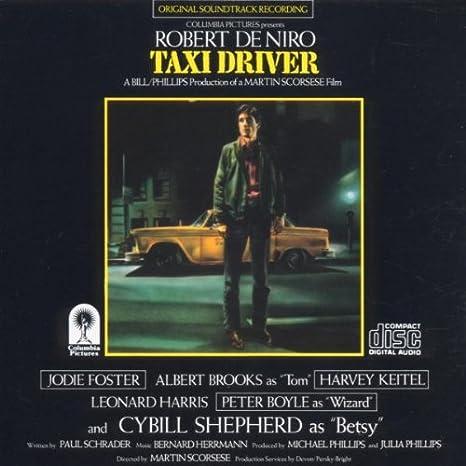 Taxi Driver : B.O. (1976) | Bernard Herrmann (1911-1975)
