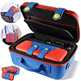 Carrying Storage Case Compatible With Nintendo Switch System,Cute and Deluxe,Protective Hard Shell Carry Bag for Nintendo Switch Console and Accessories Reviews