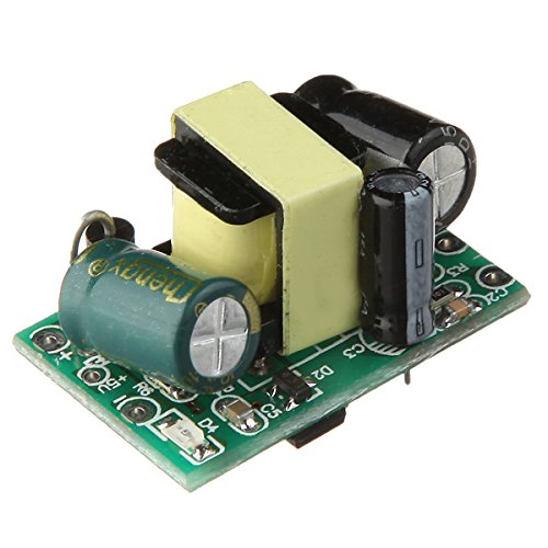 10Pcs 5V 700mA 3.5W AC-DC Step Down Isolated Switching Power Supply Module by BephaMart