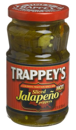 (Trappeys Sliced Jalapeno Peppers, 12 oz)