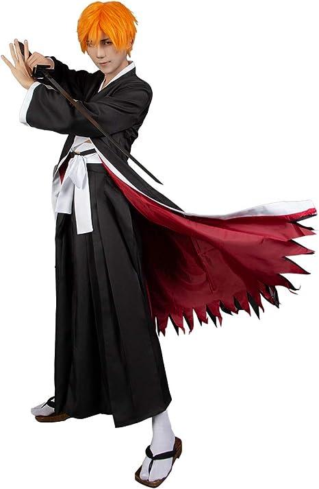 Bleach Kurosaki Ichigo Cosplay Kostüm costume full set Ver.1
