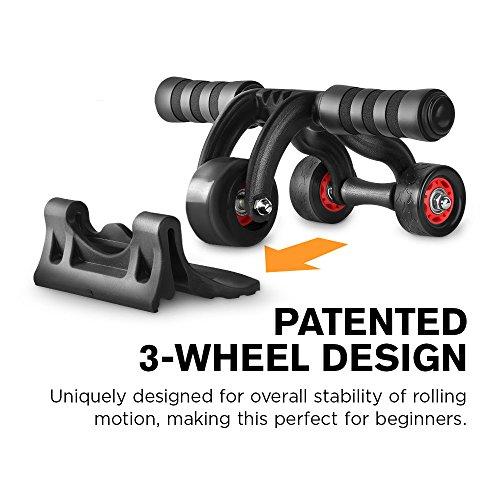 VIM 3 Wheel Triangular Ab Roller product image