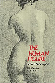 Book The Human Figure (Dover Anatomy for Artists)