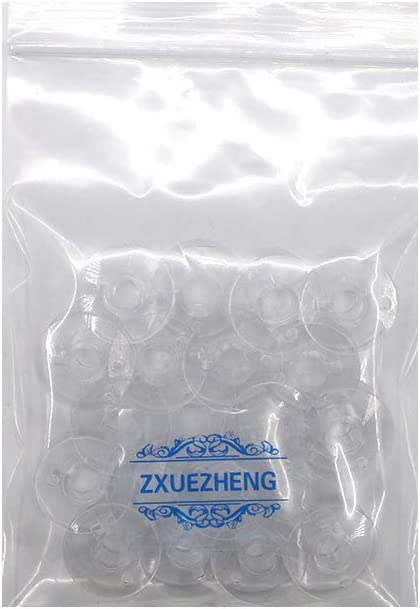 ZXUEZHENG Style SA156 Sewing Machine Bobbins for Brother 20 Pack